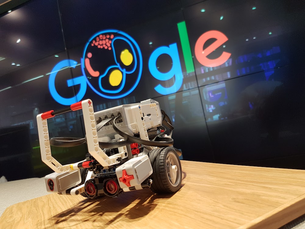 Google Summer Squad: Lego Robotics | A Little Learning